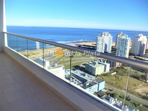 pda 6 de playa brava, edificio icon en punta del este - ref: 9758