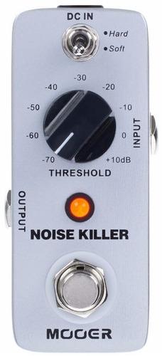 pedal de reduccion de ruido mnr1 mooer