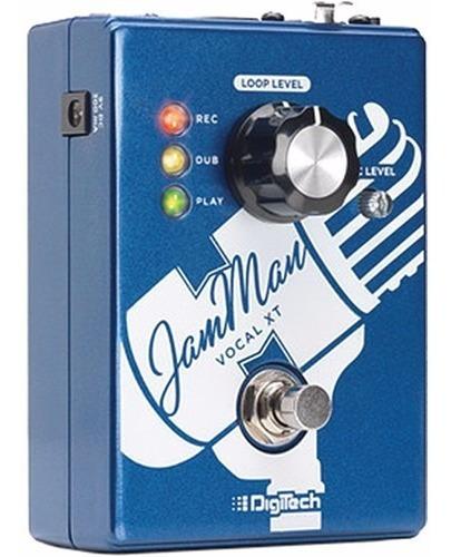 pedal efectos digitech jamman vocal