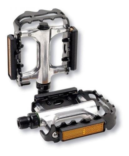 pedales pedal bicicleta en aluminio metal alta resistencia ®