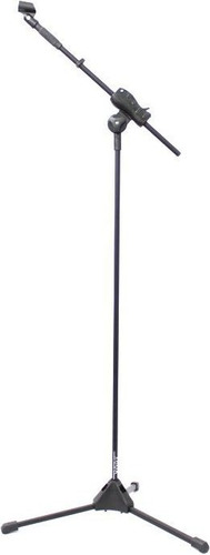 pedestal microfone ibox 1 mic cachimbo smlight 5 pçs + capa