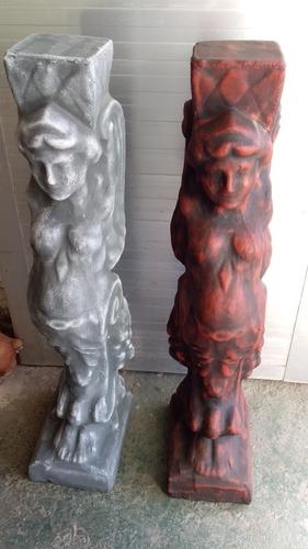 pedestales de hormigon