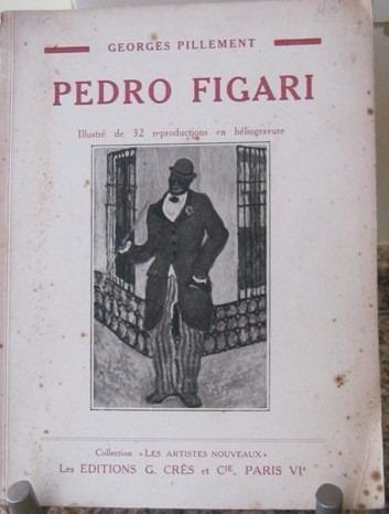 pedro figari - georges pillement - les artistes nouveaux