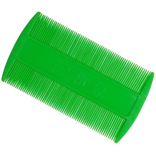 peine fino para pediculosis / elimina piojos y liendres - el