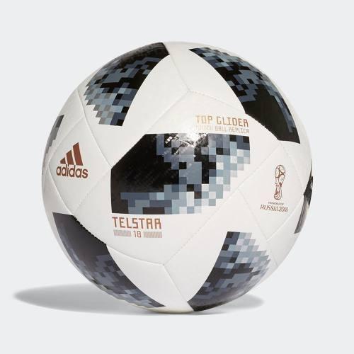 pelota adidas mundial rusia 2018 campo cancha fútbol 11