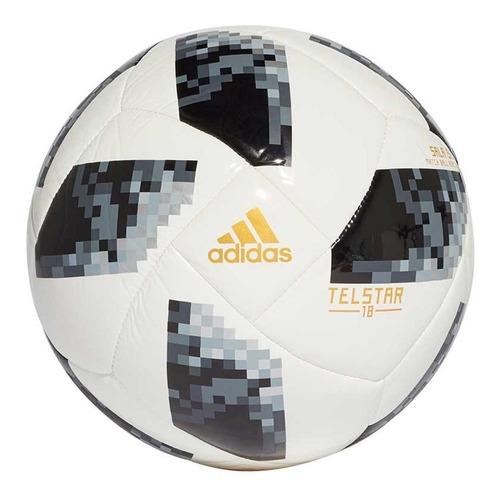 pelota adidas telstar mundial 2018 de fútbol 5 sala