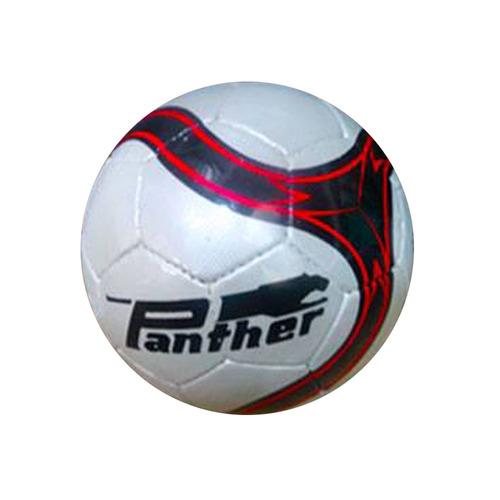 pelota de fútbol panther  pvc número 5 la esquina
