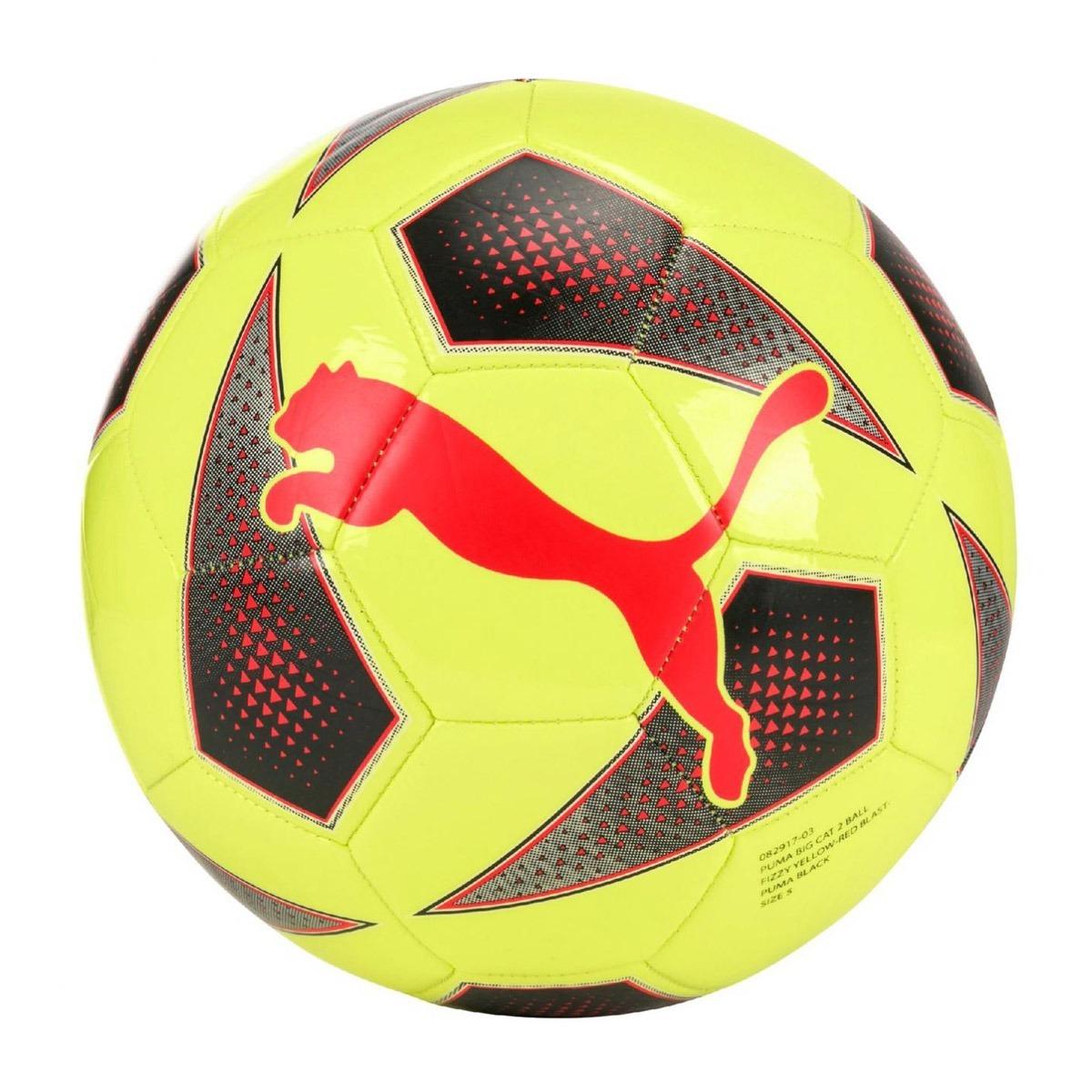 9ab7e9a89010e pelota de fútbol puma big cat 2 no.5 de cancha 11. Cargando zoom.