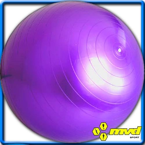 pelota de pilates fitness 65cm gimnasia yoga fitness