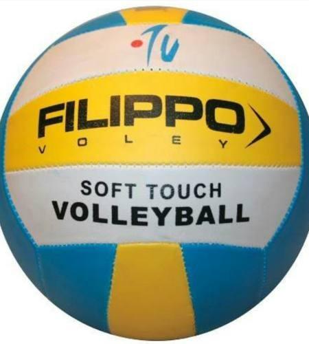 pelota de  voley cosida filippo número 5 eg21