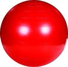 pelota esferodinamia 65 cm pilates yoga fitness importada