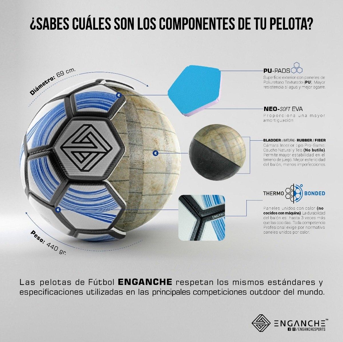 Pelota fútbol enganche numero cinco profesional cargando zoom jpg 1200x1199  Futbol peso pelotas de futball 45d2221249b38