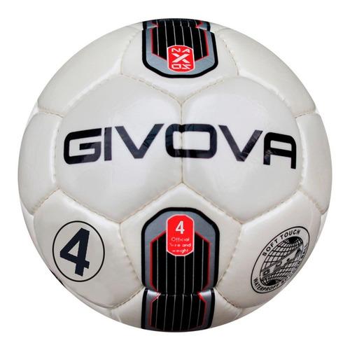 pelota fútbol campo cancha nº5 cinco givova cosida a mano