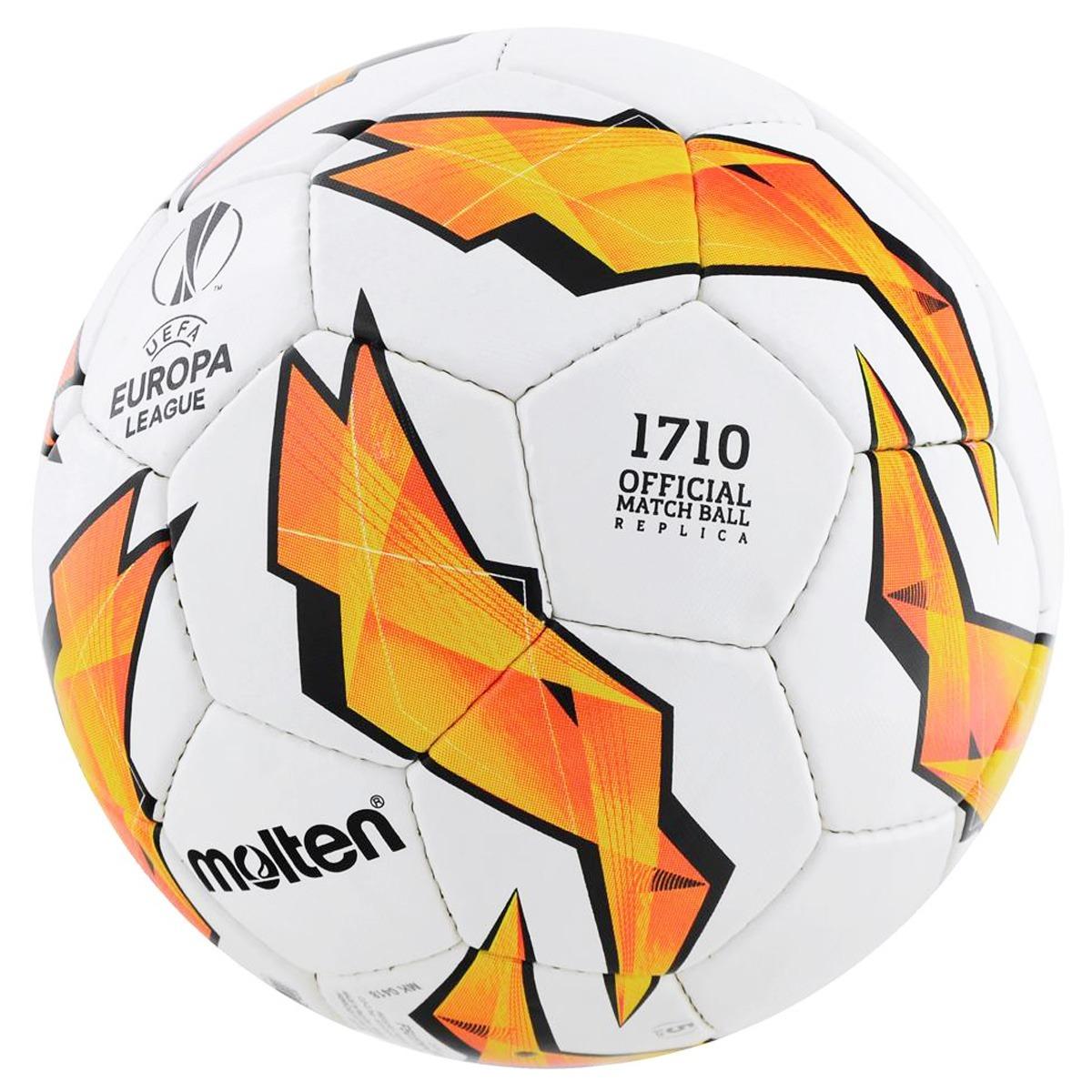 Pelota Fútbol Molten N5 F5u1710 Diseño Oficial Uefa El Rey