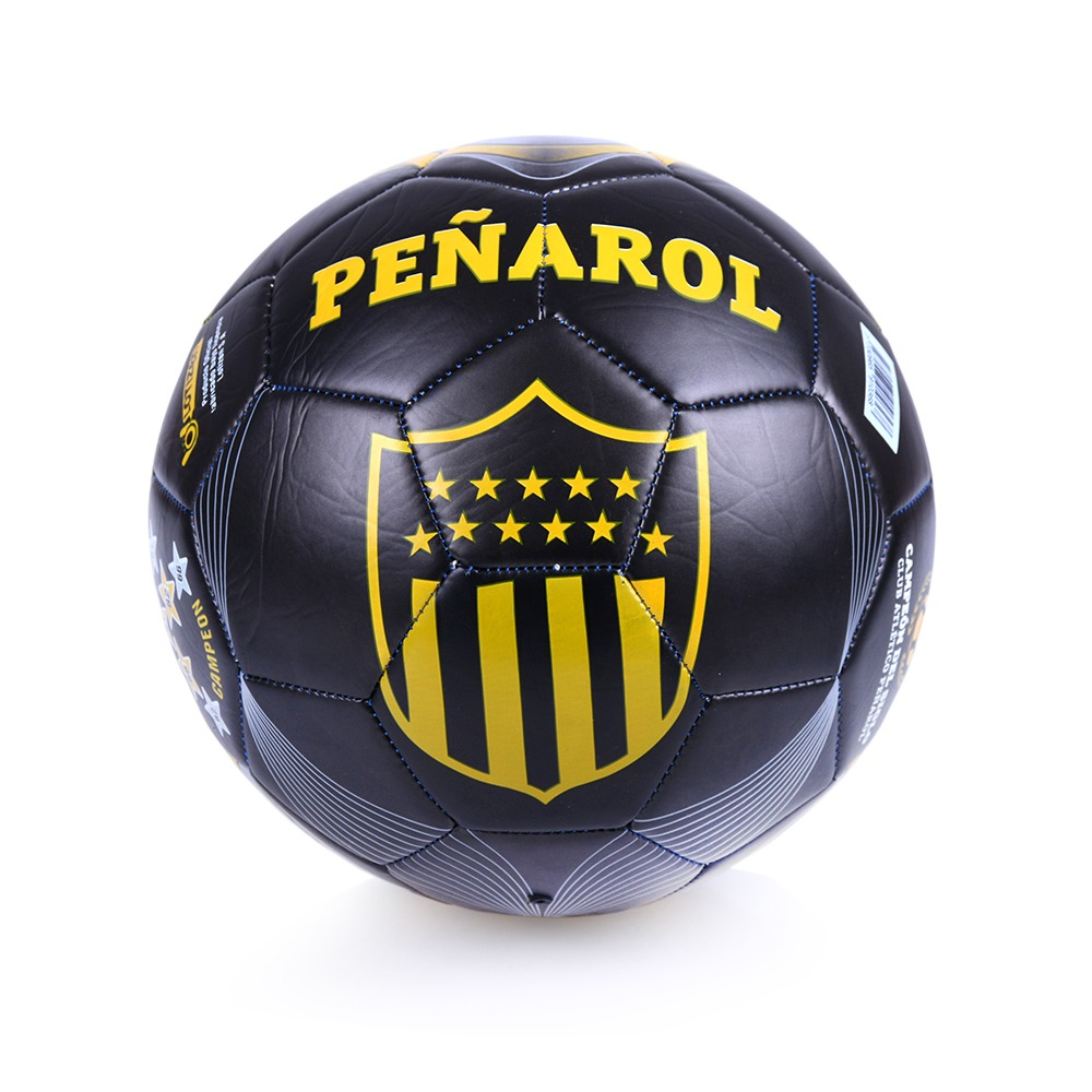 pelota fútbol plastificada peñarol - mosca. Cargando zoom. 834417d60868c