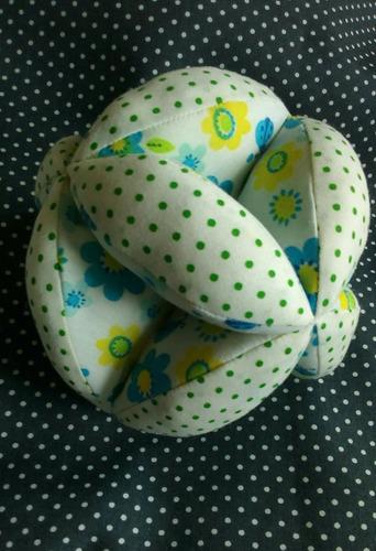 pelota montessori(pelota de tela!)