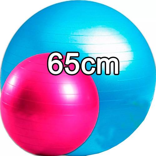 pelota para pilates ideal 65cm gimnasia yoga aerobics