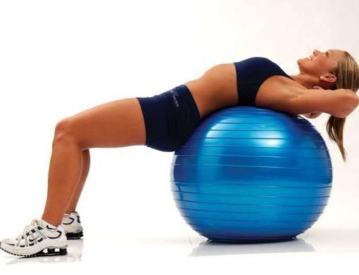 Pelota Pilates 70cm - $ 299,00 en Mercado Libre