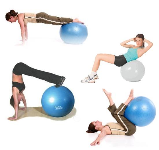 Pelota Para Pilates 842c8d7da458