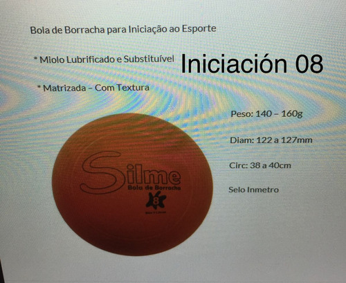 pelotas de iniciación deportiva