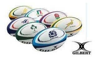 pelotas rugby mini