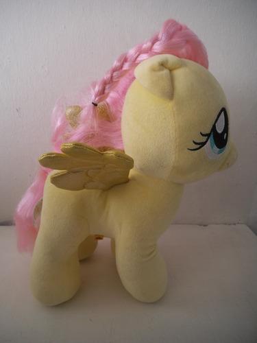 peluche fluttershy  mi pequeño pony build a bear