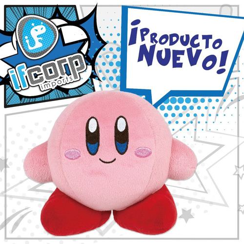 peluche kirby 6 adventure all star collection original