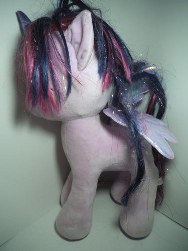 peluche twilight sparkle  mi pequeño pony ty