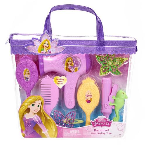peluquería princesa rapunzel disney