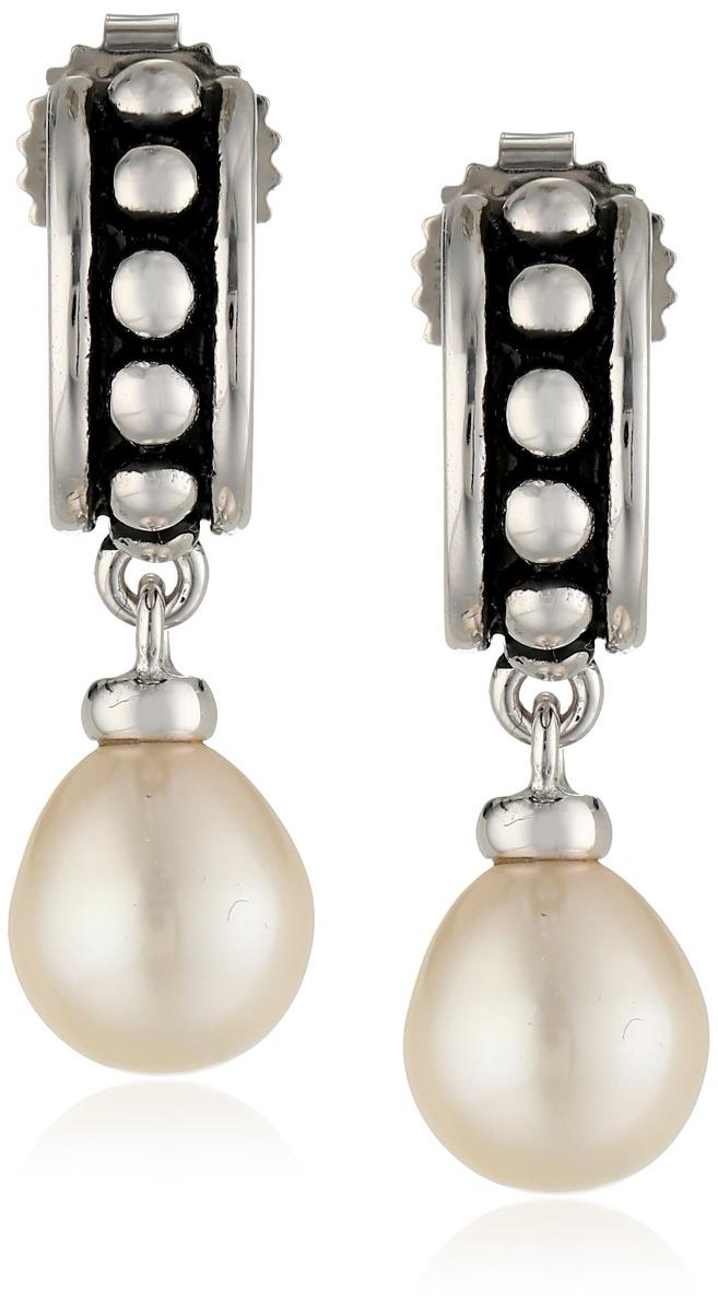 a36c7299e911 pendientes largos de perlas cultivadas de agua dulce hono. Cargando zoom.
