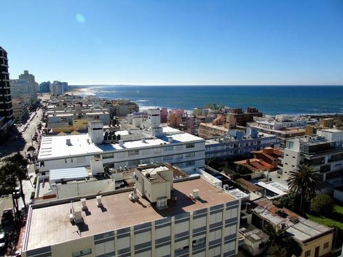 peninsula! piso alto! vistas al mar y posición solar!
