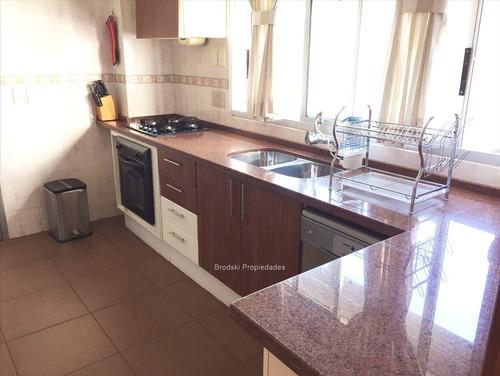 pent house, 3 dorms, gran tza,parrillero gje p/2