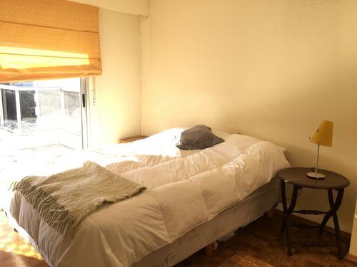 pent house  impecable, gge, calefacción. muebles opcional