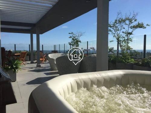 penthouse alquiler anual terraza exclusivo con parrillero