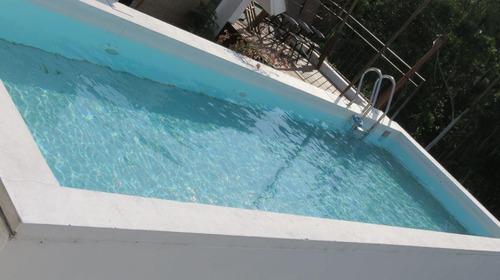 penthouse con piscina propia