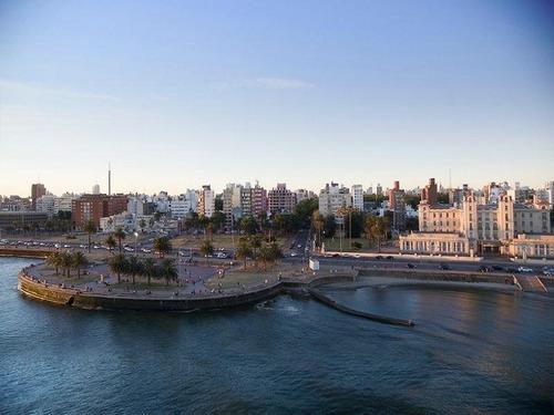 penthouse con vistas al mar