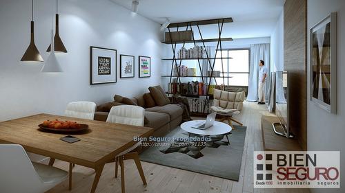 penthouse de 1 dormitorio en venta en pocitos