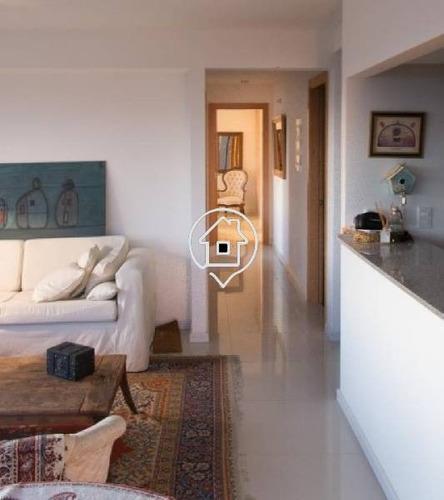 penthouse en punta del este  terraza exclusivo con parrillero propio y jacuzzi, 3 dormitorios - ref: 20