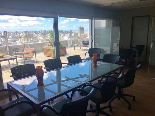 penthouse para oficina alquiler venta centro