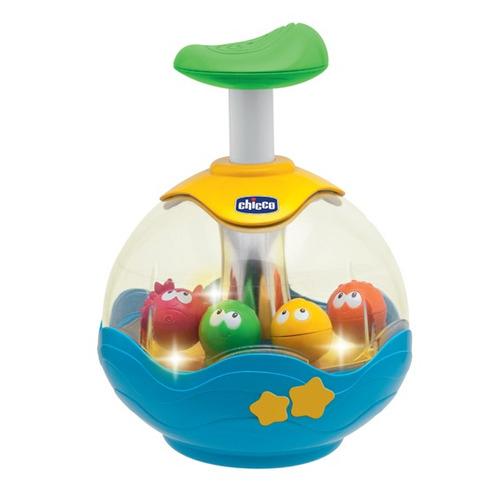 peonza acuario - juguete