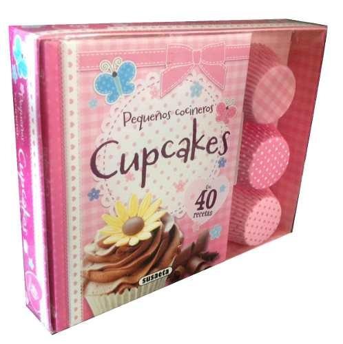 pequeños cocineros:cupcakes nice