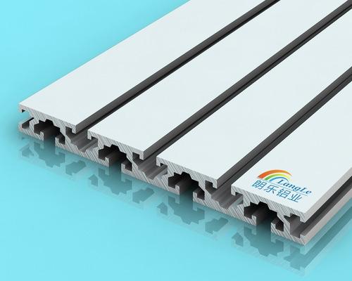 perfil aluminio para estructuras cnc