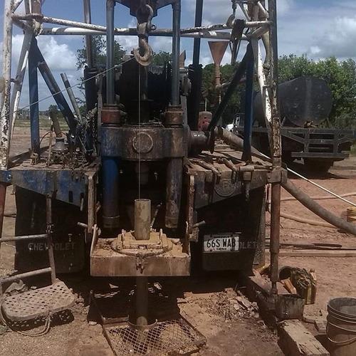 perforacion de pozos y mantenimiento de bombas y riego