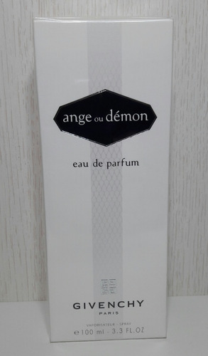 perfume ange ou demon edp 100 ml givenchy -original