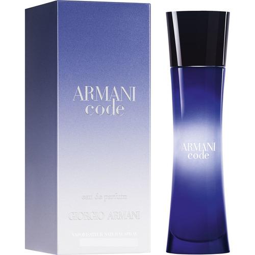 perfume armani code edp 50 ml original perfumería saul