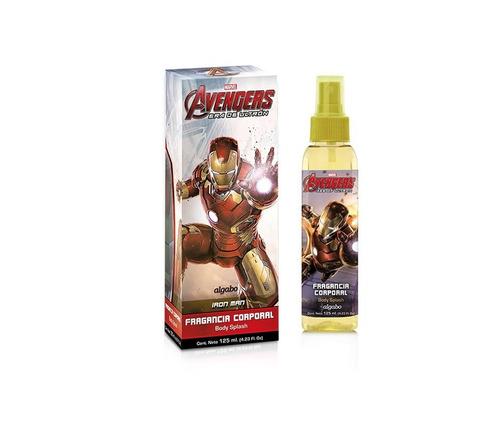 perfume avengers iron man 125ml