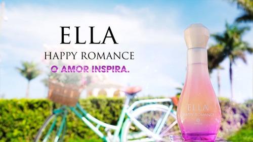 perfume ella happy romance 100ml hinode