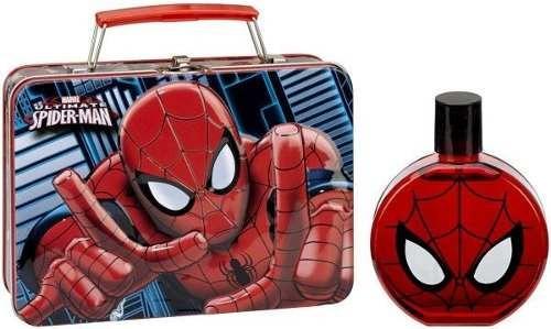 perfume infantil lata spider man x 100 ml