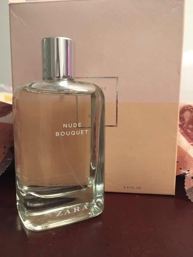 Eau Parfum Perfume De Bouquet Dama Zara Nude KcTl31JF