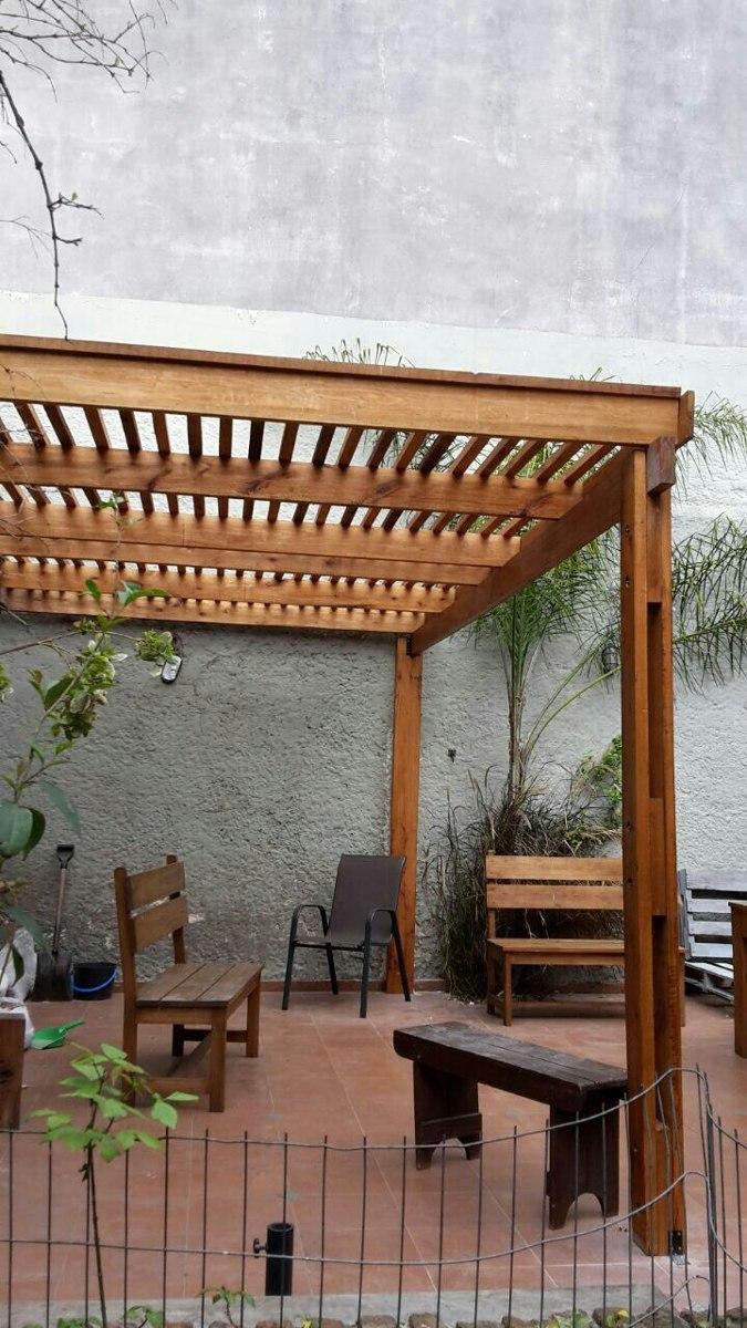 Pergolas de madera fabricamos e instalamos presupuestos - Construccion de pergolas de madera ...